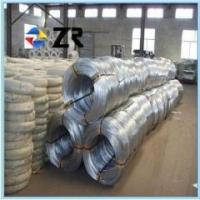Hot dipped galvanized iron wire of dif