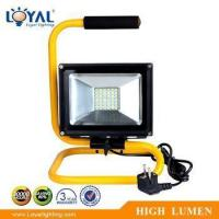 IP68 WAaterproof Outdoor Aluminum Cover SMD 20W LED Flood Light