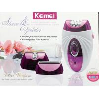 HEALTH 3 in 1 Lady Shaver & Epilator