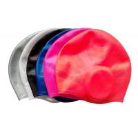 Wholesale Adult's Ear Protection Swimming Cap from china suppliers