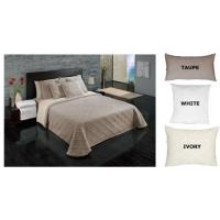 China Evora Matelasse Bedspreads and Shams by Europa Fine Linens wholesale
