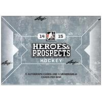 China 2014-15 Leaf ITG Heroes And Prospects Hockey Hobby Box wholesale
