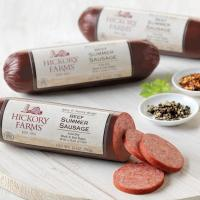 China Spicy & Savory Beef Summer Sausage 3 Pack wholesale