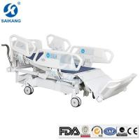 China Multi-function Electric Adjustable Bed for Hospital on sale