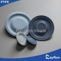 PTFE Teflon Rubber Diaphragm with Fabric Inside
