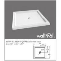 Shower Enclosure and Screen Product  WTM-013636-t North American Shower Tray