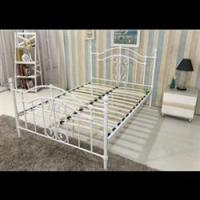 China White Metal furniture bed sale wholesale