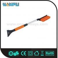 China Snow Removal Brush Ice Scraper Telescopic Snow Brush Broom Car Snow Brush Scraper Shovel Removal Bru wholesale