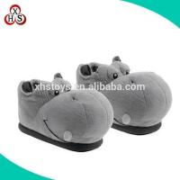 Shoes & Accessories wholesale best made cheap stuffed plush slippers from china