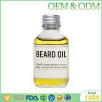 China Private label 30ml argan oil beard styling oil natural beard oil organic for men wholesale