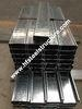 China Common-used C and Z Section Galvanised Steel Purlins For Fix Roof And Side Claddings