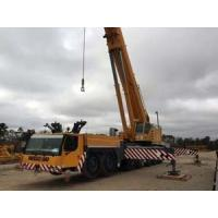 China 2005 Liebherr LTM 1400-7.1 500-Ton All Terrain Crane wholesale