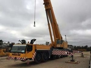 China 2005 Liebherr LTM 1400-7.1 500-Ton All Terrain Crane