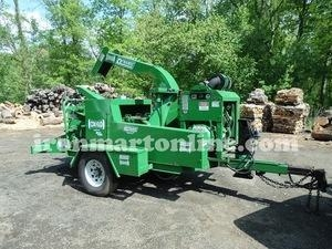 China Dynamic Cone Head 460 Wood Chipper