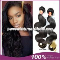 China Brazilian Virgin Hair 2 year warranty unprocessed virgin remy goodness hair wholesale