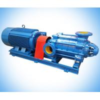 Wholesale D/MD/DG Type Horizontal High Pressure Multistage Centrifugal Pump for Mining and Boiler Feed from china suppliers