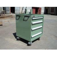 China Craftsman Metal Tool Cabinet Tool Chest On Wheel With Muti Layers High Strength wholesale