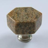 Madula Gold (Granite knobs and handles for kitchen bathroom cabinet drawer)