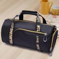 China Nylon Duffel Luggage Column Leisure Travel Bag For Shot Distance Training wholesale