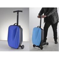 Wholesale The Newest Invention Luggage Scooters with Dismountable System and 120 Angle Steering from china suppliers