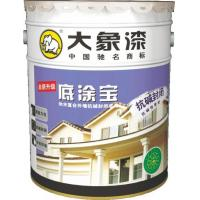 China The elephant bottom Tu Bao nano composite exterior wall alkali resistant primer on sale