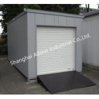 Customer-made container house shutter door container