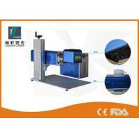 10W 20W 30W Portable CO2 Laser Marking Machine For Shoes