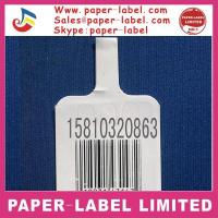 China Custom jewelry barcode labels,jewellery label,jewelry seal stickers wholesale
