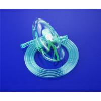 China Disposable oxygen face mask on sale