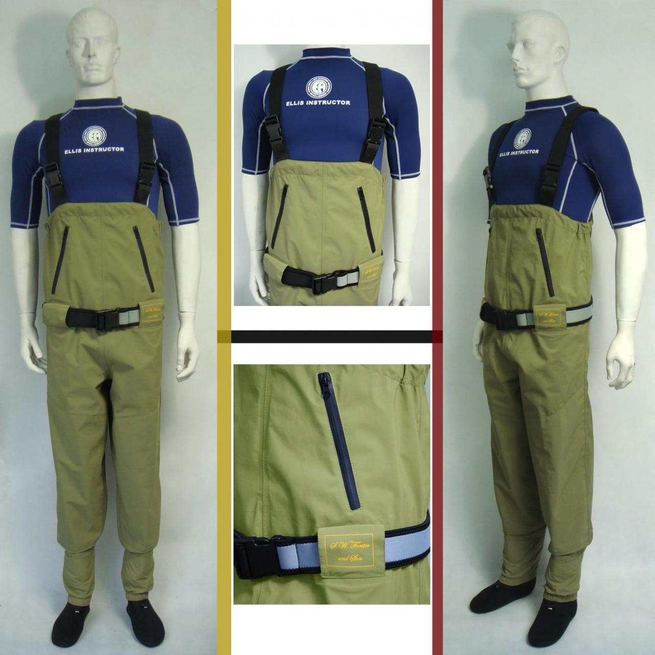 China breathable chest fishing wader - HW04 wholesale