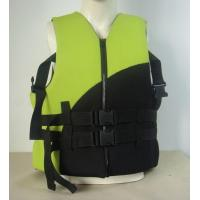 China Fashion neoprene life jacket on sale