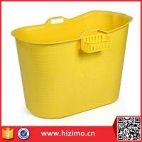 China Food Grade PP5 Material Plastic Bath Tub for Adult wholesale