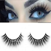 China 3D Lashes Different kinds 3d mink eyelashes with customers own design ES19 wholesale