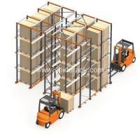China Drive In Racking Pallet Racking Drive in and Drive Through wholesale