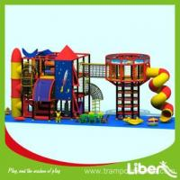 China According to Your Room Customized Indoor Playground Equipment for Kids wholesale