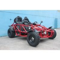 China off road 150cc CVT gearbox buggy go karts with two seat wholesale