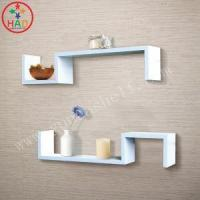 China HAO DIY Floating Wall Shelves,Wooden Shelves,Romantic Wall Shelving with Candle wholesale
