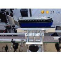 China Best quality automatic label applicator machine with turntable self adhesive sticker wholesale