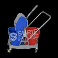 China Double Mop Wringer Trolley-Down Press wholesale