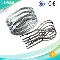 China Hand Spliced Braided Wire Rope Sling wholesale
