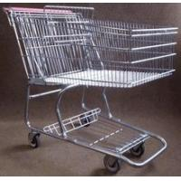 China Shopping Carts reconditioned-large-shallow-cart-unarco-125 on sale