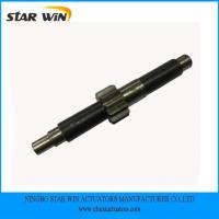 China Gear shaft, applies in the fields of power tools, variable speed motor, urban construction motor wholesale