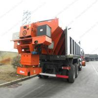 China SINOTRUK Winter Vehicles Golden Prince 6X4 Heavy Duty Snow Plow Trucks with Dump Cargo Box wholesale