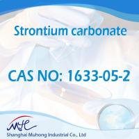 China High Purity Strontium Carbonate CAS 1633-05-2 wholesale