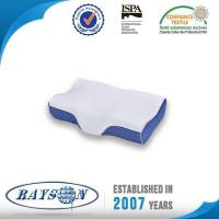 China High Density Slow Rebound Orthopedic Memory Foam Pillow with Knitted Fabric Cover wholesale