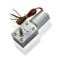 China Worm Drive Gear Reducer Motor 12v wholesale