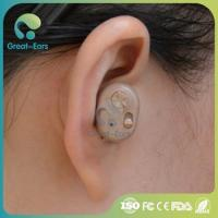 China Best Seller Mirco Hearing Aids In The Ear G10 on sale