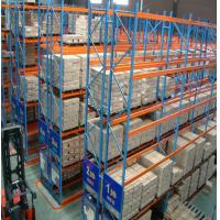 China Muti-Levels Industry Storage Rack Pallet Racking wholesale