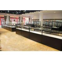 Wholesale Jewellery Showroom Shop Counter Design from china suppliers