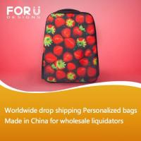 Buy cheap Worldwide Drop Shipping Personalized Bags Made in China for Wholesale Liquidators from wholesalers